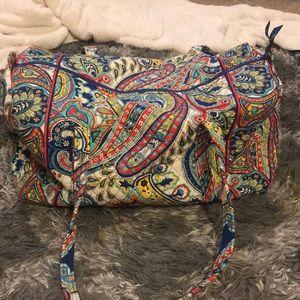 Vera Bradley duffel bag!